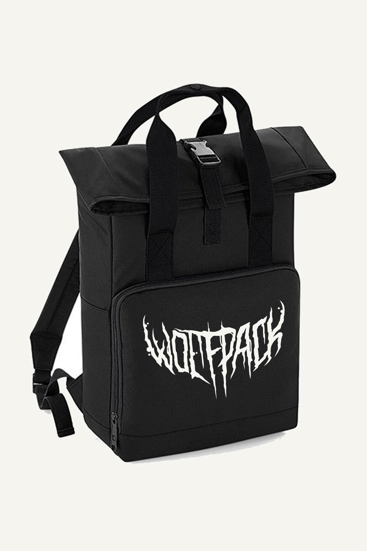 WOLFPACK BACKPACK BLACK