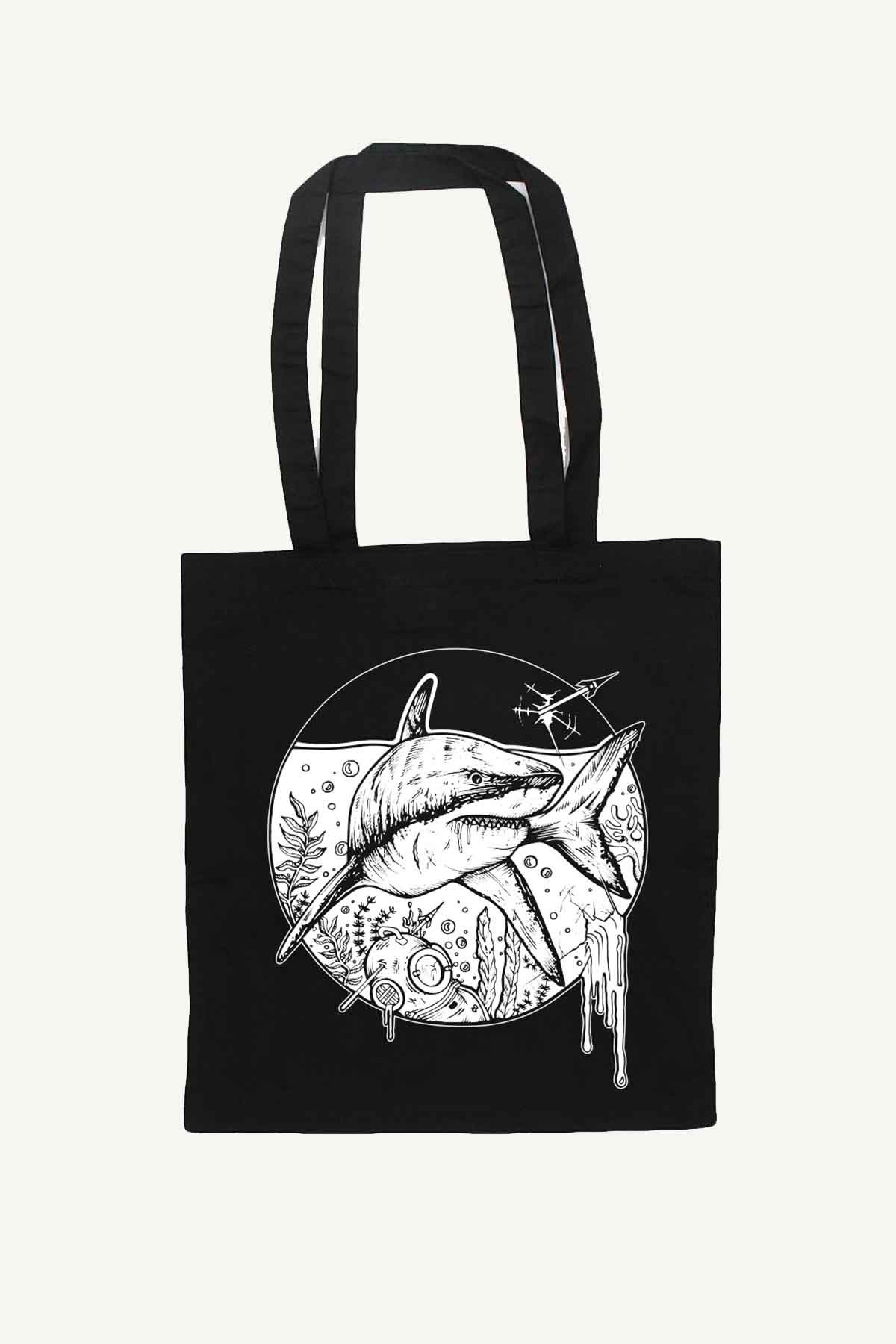 AMITY KILLER TOTE BAG